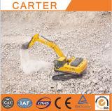 Escavatore resistente idraulico dell'escavatore a cucchiaia rovescia del cingolo di CT360-8c (motore di ISUZU)