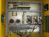 Machine de découpage de plaque en acier de commande numérique par ordinateur