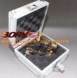 Алюминиевая переносная сумка машины татуировки & коробка портативного роторного хранения перемещая