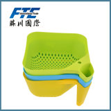 Cestino di plastica variopinto di alta qualità/recipiente di plastica per il magazzino