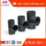 Soudure plate de brides sur les pipes Pn16-En1092-1-DIN2502