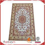 Esteira impressa do tapete do tapete teste padrão persa oriental