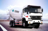 6X4 Driving Type를 가진 Sinotruk Golden Prince Concrete Mixer Truck