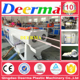 Cadena de producción usada del tubo del PVC del precio de la máquina del tubo del PVC