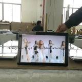 visualizzazione dell'affissione a cristalli liquidi dello schermo video del contrassegno di 65 '' di TFT Digitahi del comitato