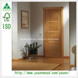 Swing Open Wood Veneer Composite Wood Door