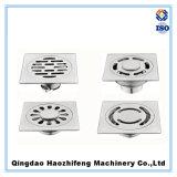 Stainless Steel Bathroom Anti - Odor Concrete Cast Iron Floor Drain