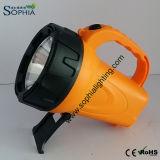 Lumière campante imperméable à l'eau et flexible de DEL avec le stand intégral d'émerillon