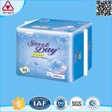 Constructeur de serviette hygiénique en Chine