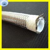 Le boyau R14 du boyau 100 de PTFE avec le fil d'acier inoxydable a tressé