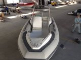 Barca gonfiabile Rib580b, nave di soccorso, peschereccio Rib580b della nervatura con il CERT del Ce. sulla vendita