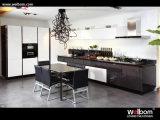 La cucina modulare di Welbom progetta l'armadio da cucina della lacca per la piccola cucina