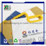 Sacchetti di imballaggio di plastica per la farina di frumento e del riso con la maniglia