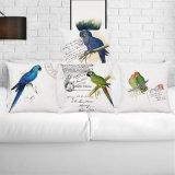 Coussin décoratif de sofa de Digitals de coussin coloré d'impression
