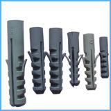 Plastikanker-Anschluss-Stecker mit Spanplatte-Schraube