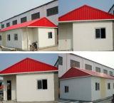 Casa prefabricada/casa viva temporal