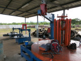 Pyrolyse-Öl-Generator-Set des Reifen-1250kw