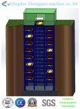 Het verticale Systeem van het Parkeren van de Apparatuur van het Parkeren van de Lift Kubieke