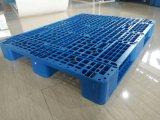 1200*1000 de Geleverde Verkopende Plastic Pallet Van uitstekende kwaliteit van de fabriek Directli voor Pakhuis en Distributie