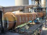 Forno rotante economizzatore d'energia della spugna di ferro con il prezzo competitivo
