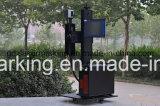 machine d'inscription de laser de fibre de 20W 30W 50W Ipg pour la pipe, non-métal de plastique de PVC/HDP/PE/CPVC