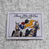 Contrassegno principale con il marchio di equitazione