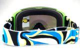 Lunettes de protection sans skipper sans manche avec des lentilles magnétiques de remplacement