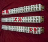 Steatit-keramische Schrauben-Streifen-Stecker