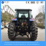 4WD het LandbouwLandbouwbedrijf van 155HP/de Landbouw/de Compacte/Tractor van de Tuin/van het Gazon met het Type van Kubota van de Dieselmotor