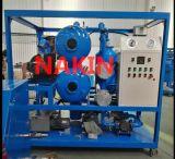 절연제 기름 복구 장비, 기름 정화