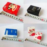 Tejidos Pocket plegables haciendo la empaquetadora del pañuelo