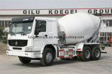 Camion della betoniera di capienza di marca 6-16m3 di Sinotruk