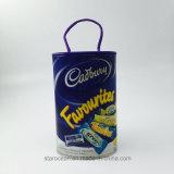 Belüftung-Zylinder-Kasten für Imbisse mit Seil und UVdrucken