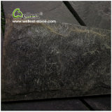 Black Quartzite Natural Split Wall Stone Panel
