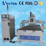 Ranurador del CNC del cambiador de la herramienta del Atc, ranurador 1325 del CNC del Atc de Jinan de la alta calidad