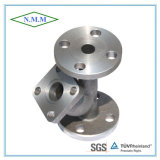 Machinery Machining/Auto/Motor Part를 위한 던지기 Steel Cast Iron Casting Part