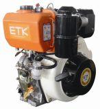 14HP luchtgekoelde Dieselmotor (de Mariene HandKatrol accepeted)