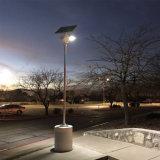 屋外15W-80W動きセンサー統合されたLEDの太陽通りの庭ライト