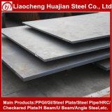 Hoja de acero estructural del carbón equivalente del acero de ASTM A36 en China