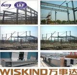SGS Aprovado Factory Directly Price Design Steel Structure Warehouse