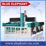 Máquina de madera del ranurador del CNC de 5 ejes