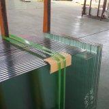 vidrio Tempered sólido claro de 2m m para la luz del sol y la casa verde