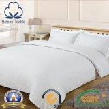 Tela 100% de algodón para la hoja de la cama del hotel/de hospital con satén del Dobby