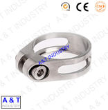 Parti del pezzo fuso d'acciaio di precisione con esperienza a lungo termine dell'OEM fatta in Cina