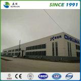 Fábrica de acero del taller del metal prefabricado de alta resistencia