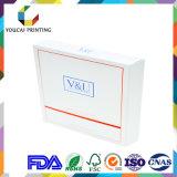 Caja de embalaje del papel del color de la cartulina