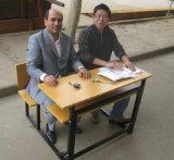 Presidenza di scrittorio all'ingrosso dell'allievo del banco primario del banco del doppio della mobilia dell'aula