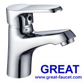 Grifo vendedor caliente del lavabo del cuarto de baño (GL5601A56)