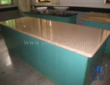 Populair G682 Roestig Geel Graniet voor Countertop/de Bovenkant van de Ijdelheid