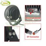 luz de condução do diodo emissor de luz do ponto IP68 do CREE de 10inch 225W para 4WD